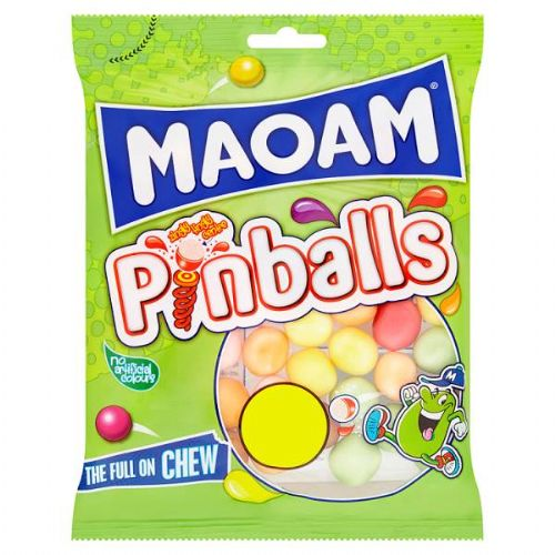 MAOAM Pinballs Bag 160g £1 PM
